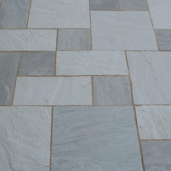 5005 CALIBRATED KANDLA GREY LIMESTONE - ANTIQUE TUMBLED 1